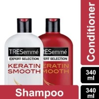 Paket Tresemme Keratin Smooth Shampoo & Conditioner 340ml