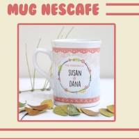 Mug Nescafe Special wedding