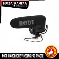 RODE MICROPHONE VIDEOMIC PRO RYCOTE