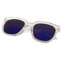 Kacamata Murah Cat Eye Sunglasses CAT MN5009 Clear Blue Kacamata Wani