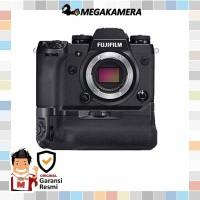 Harga fujifilm x h1 xh1 mirrorless digital camera body with battery | Pembandingharga.com
