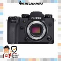 Harga fujifilm x h1 xh1 mirrorless fuji digital camera body only | Pembandingharga.com