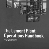 THE CEMENT PLANT OPERATION HANDBOOK by ALSOP 7e (2019)