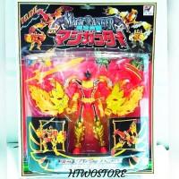 Mainan Power Ranger - Magic Ranger