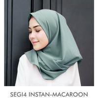 Jual jilbab Instan segi empat slup tanpa peniti terbaru dan termurah