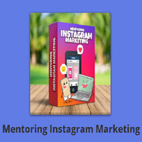 Mentoring Instagram Marketing -Rico Huang