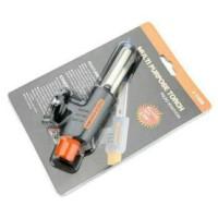 AJ03 Pemantik Gas Alat Las Portable Alat Bakar Pemantik Gas Torch Gas