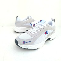 fde0a62fe4e78 Sepatu Running - Champion Shoes Gusto XT II Original White