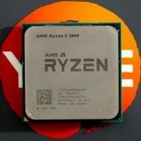 AMD Ryzen 5 2600 BOX 3.4GHz Up To 3.9GHz (Socket AM4) Second