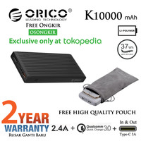 FS ORICO K10000 10000mAh Universal Fast Charging Power Bank