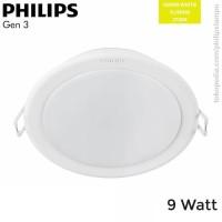 Lampu Downlight LED Philips 59449 Meson Gen 3 9W WarmWhite 9Watt