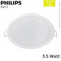 Lampu Downlight LED Philips 3,5W 59441 Meson Gen 3 Warm Kuning 3,5 W