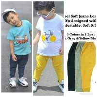JOBEL LONG PANTS 3IN1