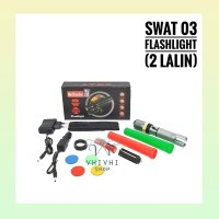 Swat 03 Flashlight (2 Lalin)/ T6