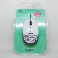 Mouse - Logitech - Logitech Mouse M105
