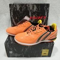Sepatu futsal PAN VIGOR ZERO Ltd Orange