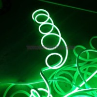 Lampu Led Neon Flex Lampu Selang Strip Hijau ( 4 Meter)