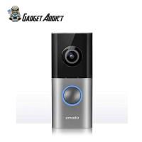 Zmodo Greet Pro Smart Video Doorbell with WiFi Extender Full HD