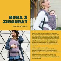 Boba X Prints Ziggurat