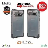 UAG Galaxy S10 Plus Case Plyo - Ice ( Clear Transparant )