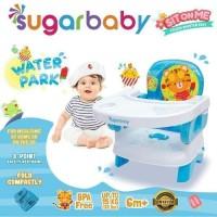 Kursi Makan Bayi Kursi Bayi Sugar Baby Blue - BIRU