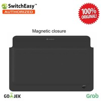 Switcheasy Thin Case Sleeve Macbook Pro 16 Inch - Black