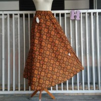 rok klok batik