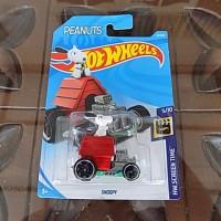 Hotwheels Snoopy