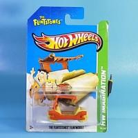 Hotwheels The Flintstones Flintmobile