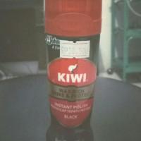 PROMO Kiwi Semir Sepatu Cair (Black) 75ml
