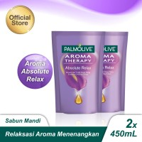 Palmolive Shower Gel Absolute Relax 450ml - 2pcs (As2-114838)