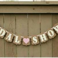 Banner Bridal shower