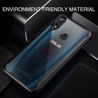 Case Transparent Back+Four Corner Shockproof ZenFone Max Pro M2