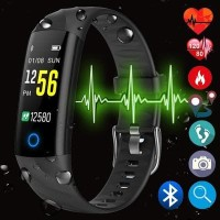 Smartwatch Bracelet S5 Waterproof / Jam Tangan kesehatan Anti air