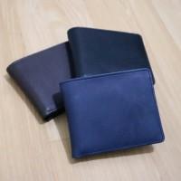 dompet pria kulit asli leather wallet fullgrain