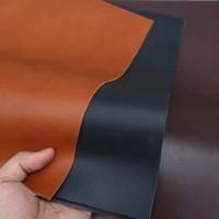 kulit sapi lembaran jenis pullup ukuran a4 kualitas premium leather