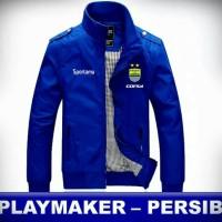 Jaket Playmaker Waterproof Persib Bandung