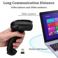 NETUM NT-2028 - Wireless Barcode Scanner Long Range