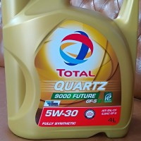 Oli Total Quartz 9000 5/30 Future SN Galon 4L