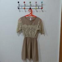 Harga dress wanita dress preloved dress brokat   Pembandingharga.com