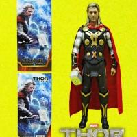 Action Figure Marvel Thor Avengers H40cm