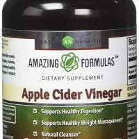 Apple Cider Vinegar Kapsul / Suplement Cuka Apel 500 MG 120 KAPSUL