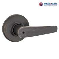 Handle Pintu Kamar MandiLV-300DL Black