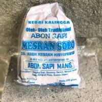 Oleh-oleh Khas Solo ABON SAPI MESRAN SOLO