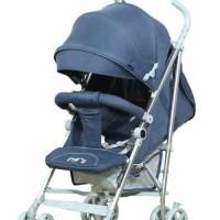 Stroller Baby Kereta PLIKO 518 AL Mini Dorongan Anak Buggy
