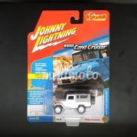 JOHNNY LIGHTNING GOLD CLASSIC 1980 TOYOTA LAND CRUISER FJ40 WHITE