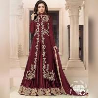 MAXY KREYA BORDIR/MAXI TWISTCONE/BAJU INDIA/DRESS INDIA/GAMIS INDIA