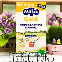 BEST SELLER Millac Gold Whipping Cooking & Pouring Cream 1 Liter AMOS