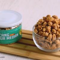 Kacang Telur Medan Manis Omiyago Premium