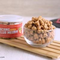 Kacang Telur Medan Pedas Omiyago Premium